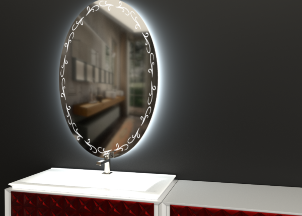 зеркало для ванной ОМЕГА-01