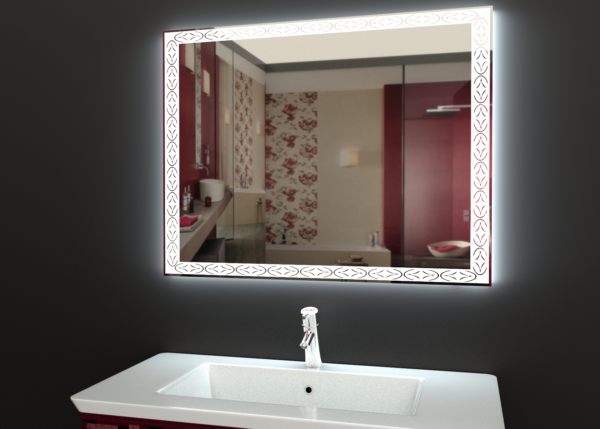 зеркало для ванной ТЕТА-01