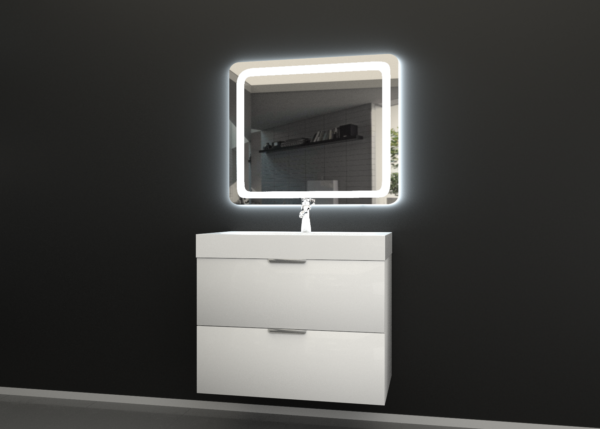 зеркало для ванной СТАР-02