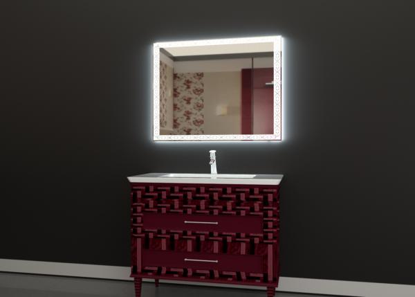 зеркало для ванной ТЕТА