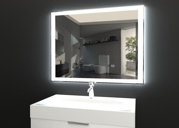 зеркало для ванной СИГМА-01