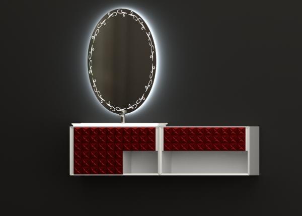 зеркало для ванной ОМЕГА