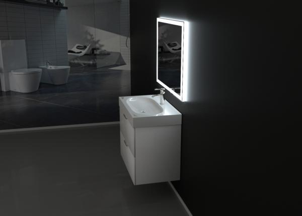 зеркало для ванной СИГМА-03